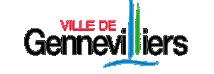 Logo Ville de Genevilliers